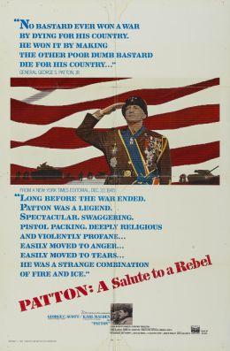 "Постер к фильму ""Паттон"" /Patton/ (1970)"