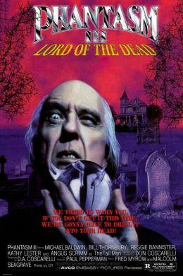 "Постер к фильму ""Фантазм III"" /Phantasm III: Lord of the Dead/ (1994)"