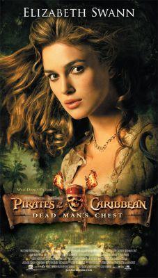 Фильм «Пираты Карибского Моря: Сундук Мертвеца» — 2006