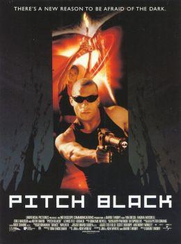 """Постер к фильму """"Черная дыра"""" /Pitch Black/ (2000)"""