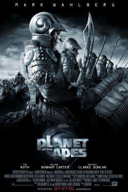 "Постер к фильму ""Планета Обезьян"" /Planet of the Apes/ (2001)"
