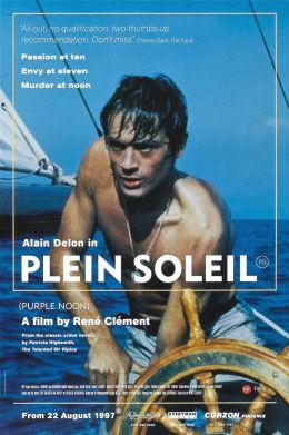 "Постер к фильму ""На ярком солнце"" /Plein soleil/ (1960)"