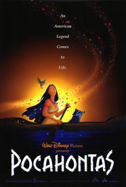 """Постер к фильму """"Покахонтас"""" /Pocahontas/ (1995)"""