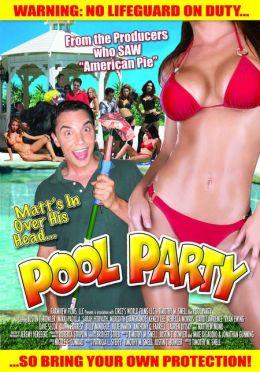 """Постер к фильму """"Вечеринка у бассейна"""" /Pool Party/ (2007)"""