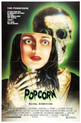 "Постер к фильму ""Попкорн"" /Popcorn/ (1991)"