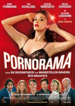 """Постер к фильму """"Сексуальная революция"""" /Pornorama/ (2007)"""