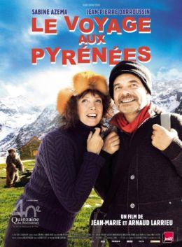"Постер к фильму ""Путешествие в Пиренеи"" /Le voyage aux Pyrenees/ (2008)"