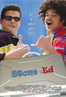 "Постер к фильму ""Раз придурок, два придурок"" /Stone & Ed/ (2008)"