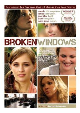 """Постер к фильму """"Разбитые окна"""" /Broken Windows/ (2008)"""