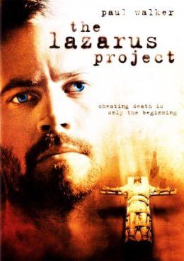 "Постер к фильму ""Райский проект"" /The Lazarus Project/ (2008)"