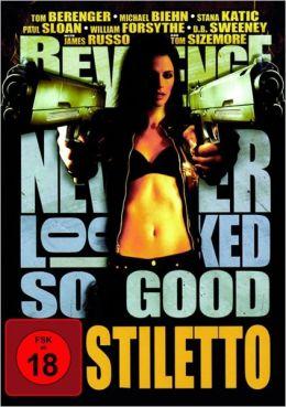 "Постер к фильму ""Путь клинка"" /Stiletto/ (2008)"