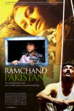 """Постер к фильму """"Рамчанд из Пакистана"""" /Ramchand Pakistani/ (2008)"""