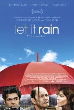 """Постер к фильму """"Расскажи мне о дожде"""" /Parlez-moi de la pluie/ (2008)"""