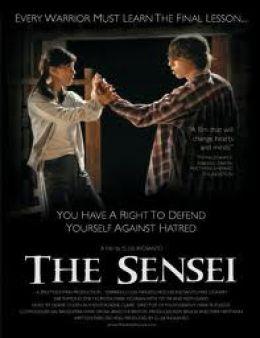 "Постер к фильму ""Путь меча"" /The Sensei/ (2008)"