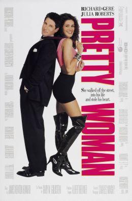 "Постер к фильму ""Красотка"" /Pretty Woman/ (1990)"