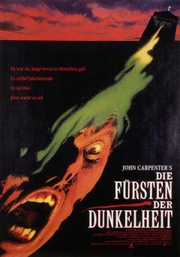 "Постер к фильму ""Князь тьмы"" /Prince of Darkness/ (1987)"