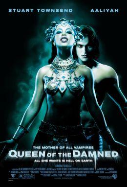 "Постер к фильму ""Королева проклятых"" /Queen of the Damned/ (2002)"