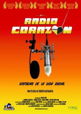"""Постер к фильму """"Радио сердца"""" /Radio Corazon/ (2007)"""