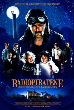 "Постер к фильму ""Радиопираты"" /Radiopiratene/ (2007)"