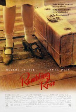 """Постер к фильму """"Слабая роза"""" /Rambling Rose/ (1991)"""