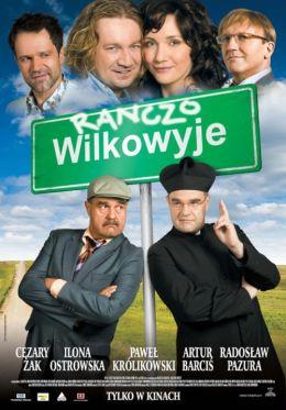 """Постер к фильму """"Ранчо Вильковые"""" /Ranczo Wilkowyje/ (2007)"""