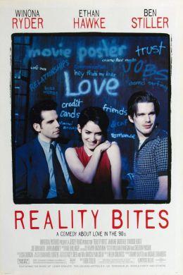 """Постер к фильму """"Реальность кусается"""" /Reality Bites/ (1994)"""