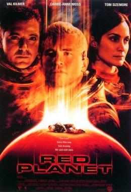 "Постер к фильму ""Красная планета"" /Red Planet/ (2000)"
