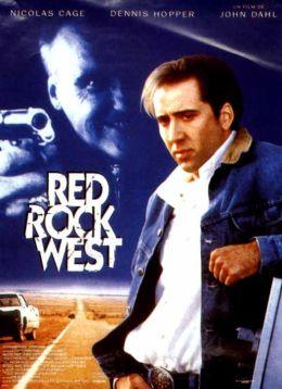 """Постер к фильму """"Придорожное заведение"""" /Red Rock West/ (1993)"""