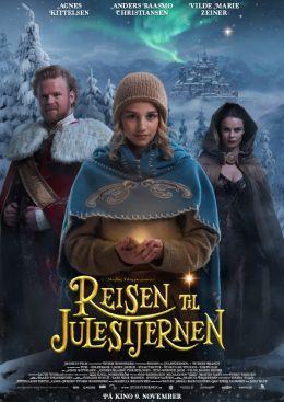 """Постер к фильму """"Путешествие к Рождественской звезде"""" /Reisen til julestjernen/ (2012)"""