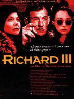 """Постер к фильму """"Ричард III"""" /Richard III/ (1995)"""