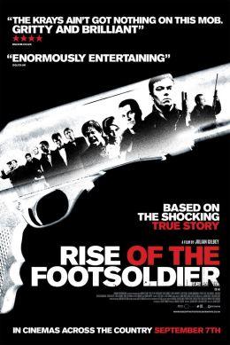 """Постер к фильму """"Восхождение пехотинца"""" /Rise of the Footsoldier/ (2007)"""