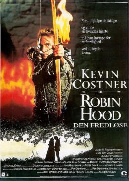 """Постер к фильму """"Робин Гуд: Принц воров"""" /Robin Hood: Prince of Thieves/ (1991)"""