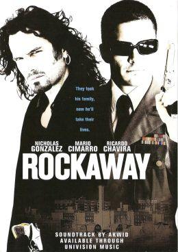 """Постер к фильму """"Афганец"""" /Rockaway/ (2007)"""