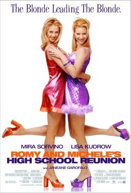 """Постер к фильму """"Роми и Мишель на встрече выпускников"""" /Romy and Michele's High School Reunion/ (1997)"""