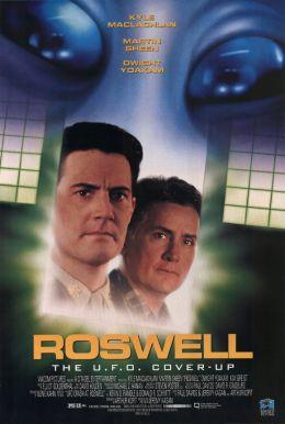 "Постер к фильму ""Розуэлл"" /Roswell/ (1994)"