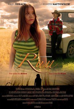 """Постер к фильму """"Беги"""" /Run/ (2009)"""
