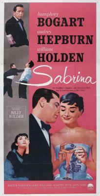 """Постер к фильму """"Сабрина"""" /Sabrina/ (1954)"""