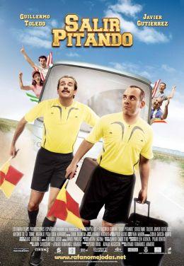 """Постер к фильму """"Судью на мыло"""" /Salir pitando/ (2007)"""