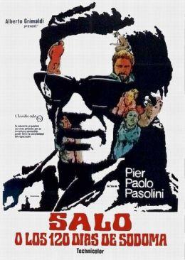 """Постер к фильму """"Сало, или 120 дней Содома"""" /Salò, or the 120 Days of Sodom/ (1975)"""