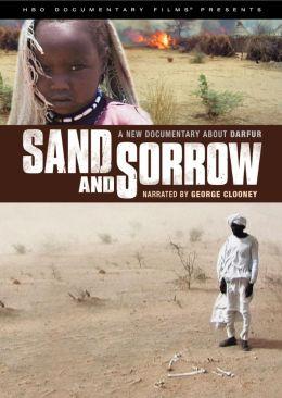 "Постер к фильму ""Песок и скорбь"" /Sand and Sorrow/ (2007)"