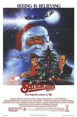 "Постер к фильму ""Санта Клаус"" /Santa Claus/ (1985)"