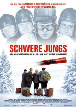 "Постер к фильму ""Тяжеловесы"" /Schwere Jungs/ (2007)"