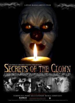 """Постер к фильму """"Секреты клоуна"""" /Secrets of the Clown/ (2007)"""