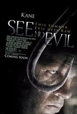 """Постер к фильму """"Не вижу зла"""" /See No Evil/ (2006)"""