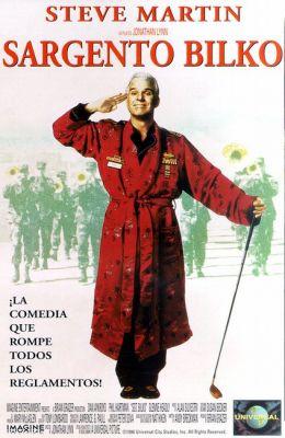 """Постер к фильму """"Сержант Билко"""" /Sgt. Bilko/ (1996)"""