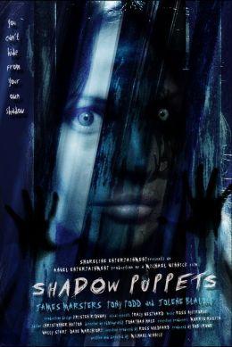 """Постер к фильму """"Смертельная игра"""" /Shadow Puppets/ (2007)"""