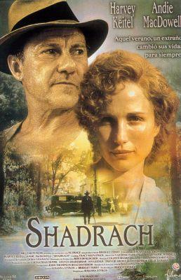 """Постер к фильму """"Шадрак"""" /Shadrach/ (1998)"""