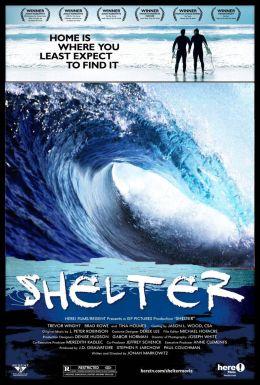 """Постер к фильму """"Убежище"""" /Shelter/ (2007)"""