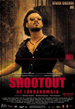 """Постер к фильму """"Перестрелка в Локандвале"""" /Shootout at Lokhandwala/ (2007)"""