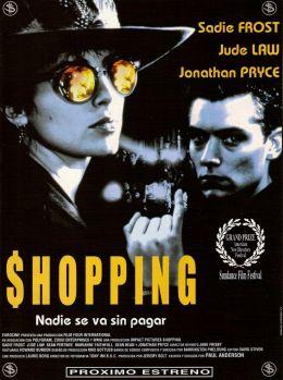 "Постер к фильму ""Шоппинг"" /Shopping/ (1994)"